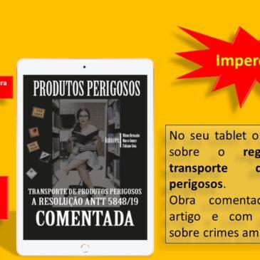 E-BOOK PRODUTOS PERIGOSOS